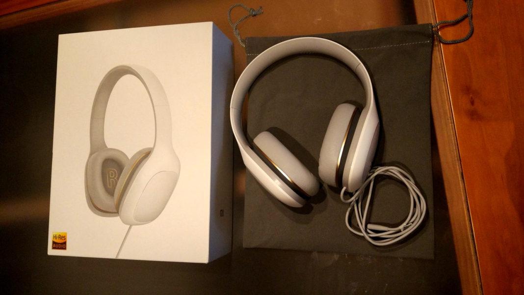 Auriculares Xiaomi Mi Headphones Comfort