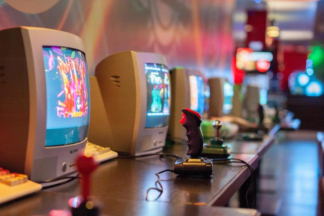 Ordenadores con juegos